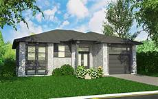 split level contemporary house plan 90295pd