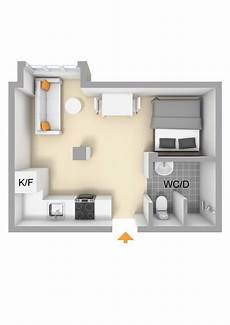 20 Square Meter Apartment Design 20 Square Meters Studio Apartment Small Apt Interior