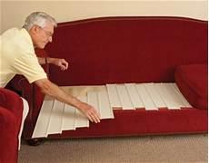 furniture savers sagging sofa chair fix cushion