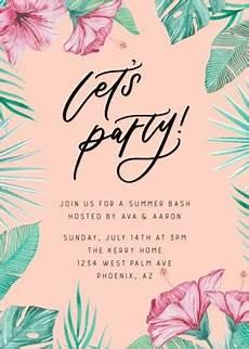 invitation ideas for party birthday party invitations