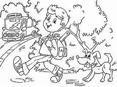 elementary school coloring pages at getcolorings