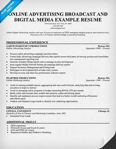 Digital Media Resume Leveraging Digital Media For Crisis Communications Images