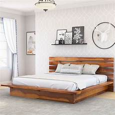 flagstaff solid wood size platform bed frame