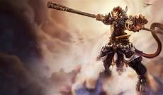 Malvorlagen Lol Wukong Nerfplz League Of Legends Wukong Wallpapers