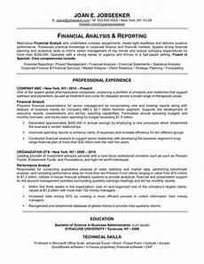 Great Resumes Template Why This Is An Excellent Resume Business Insider