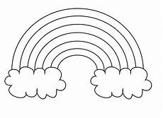 rainbow coloring page the sun flower pages