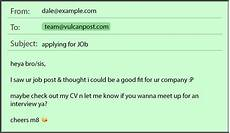 Best Websites To Apply For Jobs Common Job Application Mistakes In Emails Amp Resumes By Job