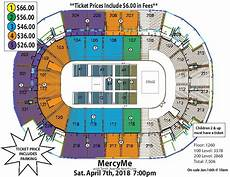 St Charles Family Arena Seating Chart With Seat Numbers Mercyme