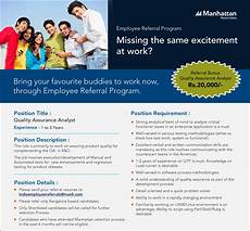 Employee Referral Program Policy Software Jobs Employee Referral Program Refer Your