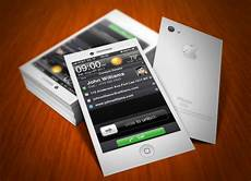 iphone 6 business card template business businescard disguised as a real iphone anoyone