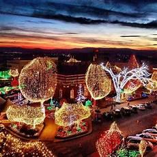 Christmas Lights In Fayetteville Ar Fayetteville Ar Square Lights Of The Ozarks Arkansas