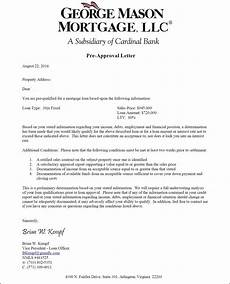 Pre Approval Letter Sample Why Buyers Should Get Pre Approved Before Seeing Alexan