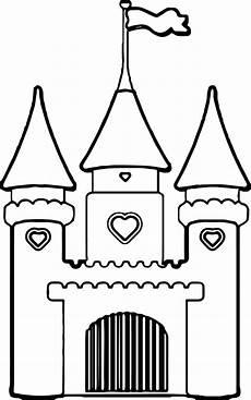 Malvorlagen Prinzessin Schloss Disney Princess Castle Coloring Pages Sketch Coloring Page