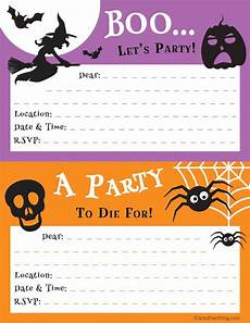 Costume Party Invitations Free Printable Free Printable Halloween Party Pack It S A Mother Thing