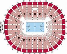 Ohio State Basketball Arena Seating Chart Viejas Arena