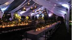 Garden Party Lights Ideas 9 Great Party Tent Lighting Ideas For Outdoor Events