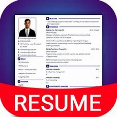 Auto Resume Maker Resume Builder App Free Cv Maker Cv Templates 2019 2 5 Apk