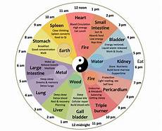 Chinese Body Chart Meet The Chinese Body Clock Is This Why You Re Waking Up