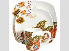 Better Homes and Gardens 16 Piece Floral Spray Dinnerware