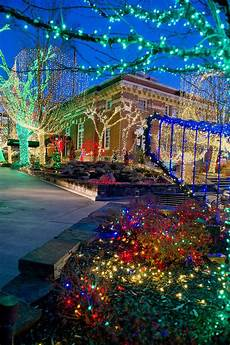 Christmas Lights In Fayetteville Ar The South S Best Holiday Experiences Southern Living