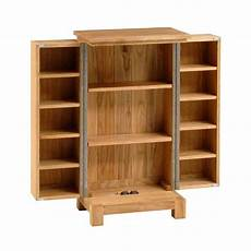 oak dvd storage cabinet home furniture design