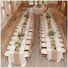rustic wedding ideas church receptions hessian wedding