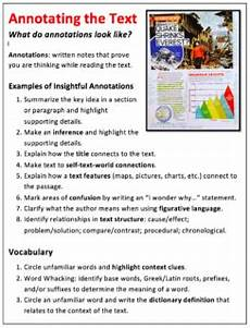 C Chart Text Annotation Example Engage Readers And Increase Comprehension Annotate Text