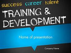 Training And Development Powerpoint Templates Training And Development Presentation Template For
