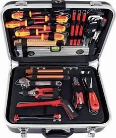 Elektriker Werkzeug Satzzuhause by Projahn Elektriker Werkzeug Sortiment Im Koffer 128tlg