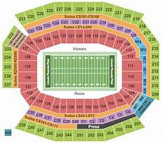 Eagles Stadium Seating Chart Lincoln Financial Field Seating Chart Philadelphia