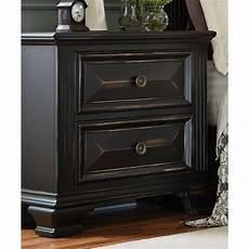 black traditional nightstand passages bedroom design