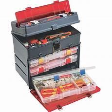 Werkzeugboxen Leer by Plano Kunststoffbox 1234 Professional Line Leer Bei