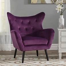 purple accent chairs purple accent chairs you ll wayfair