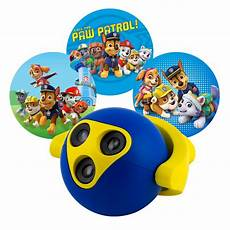 Paw Patrol Night Light Nickelodeon Paw Patrol 3 Image Projectable Led Night Light