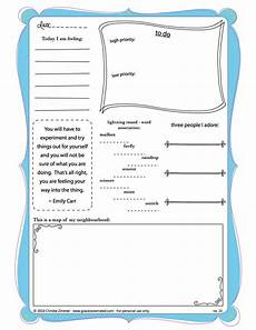 Journal Template For Word Journal Template Journal Journal Pages Journal Prompts