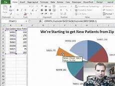How To Explode A Pie Chart In Excel 2013 Excel Video 127 Exploding Pie Charts Youtube