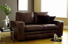 looking and stylish with leather sofa bed