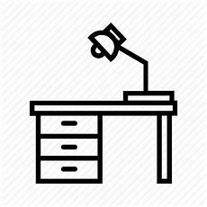 class room learning study l study room study table icon