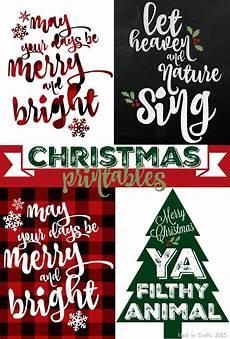 Printable Sign Free Christmas Printable Signs Roundup Mandy S Party
