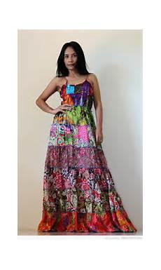 patchwork ropa maxi vestido patchwork verano el patchwork