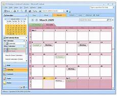 Share Calendar Outlook Using And Sharing The Calendar In Outlook 2007 Importing