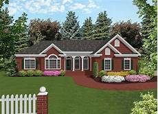 attractive mid size ranch 2022ga architectural designs