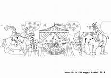 ausmalbilder zirkus trapez ein bild zeichnen