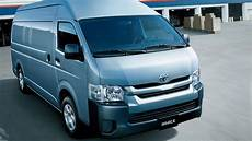 toyota hiace 2019 2019 toyota hiace mpv unveiled in philippines with 17