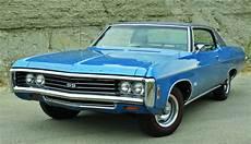 69 Chevy Impala Lights 1969 Chevrolet Impala Ss Hemmings Daily