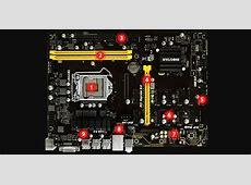 BIOSTAR TB250 BTC PRO Core i7 / i5 / i3 LGA 1151 Intel