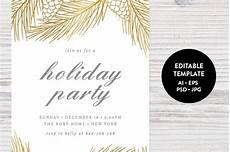 Holiday Party Email Template Holiday Party Invitation Template Invitation Templates