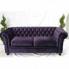 Purple Sleeper Sofa Png Image by Purple Velvet Chesterfield Style 2 Seater Sofa Sofa Hire
