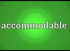Image result for acomodabl4
