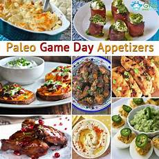 paleo day appetizers gluten free and low carb
